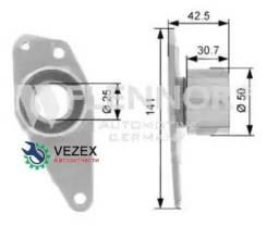 Ролик REN CLIO II/Kangoo/Megane/Scenic/TraffiC/VOL S(V)40 1,9D/DTI/DCI/TD (ГРМ) FU15014