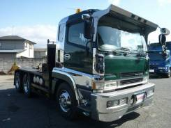 Mitsubishi Fuso Super Great. 1997г Тягач, 16 000 куб. см., 62 000 кг., 6x4. Под заказ