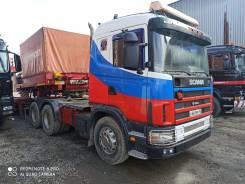 Scania. Продается седельный тягач R164GA 6x4 NZ480, 15 607куб. см., 28 600кг., 6x4