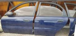 Дверь передняя левая на шевроле ланос