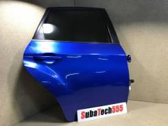Дверь задняя правая Spec C Subaru Wrx STI GVB GVF 14
