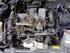 Двигатель 2C toyota по запчастям!