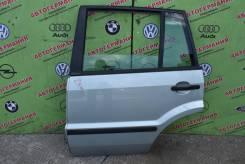 Дверь задняя левая Ford Fusion 02-05г голое железо