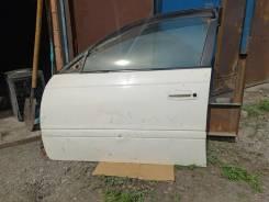 Дверь Toyota Caldina [6700221070], левая передняя T21