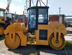 Lutong. Асфальтный виброкаток 6 тн LTC6, 3 600куб. см. Под заказ