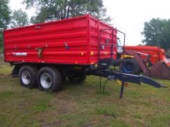 Metal-Fach. Прицеп 12 тонн с надставными бортами, 12 000кг.