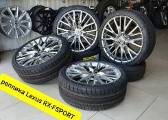 """Новые 245-35-20, Toyota - Lexus RX, в наличии. 8.0x20"""" 5x114.30 ET35 ЦО 60,1мм."""
