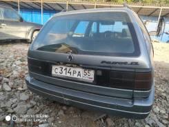 Бампер задний Volkswagen Passat B3 универсал