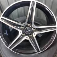 """Sakura Wheels. 7.5x17"""", 5x114.30, ET38, ЦО 73,1мм."""