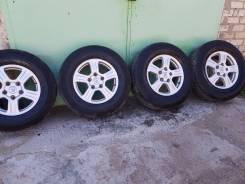 Продам колеса 275/70/18 оригинал Toyota 5х150 на Tundra/Sequoia/LC200