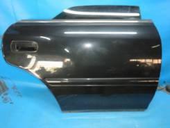 Дверь задняя правая Chaser jzx100 gx100 jzx101 (цвет 6N9)
