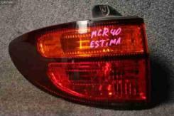 Задний фонарь Toyota Estima, левый
