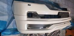 Продам бампер передний LAND Cruiser 200+губа Modelista 2015-16г