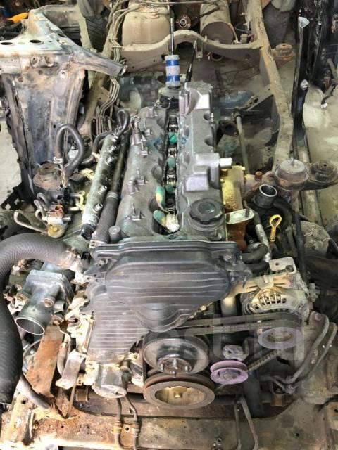 Двигатель без навесного Форд Рейнджер Мазда Вт-50