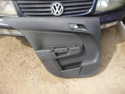 Обшивка двери задней левой для Opel Astra H / Family 2004-2015
