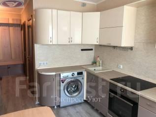 2-комнатная, улица Нейбута 45. 64, 71 микрорайоны, агентство, 51,0кв.м. Кухня