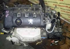Двигатель EP6 5FW Citroen Peugeot контрактный оригинал 120л. с. 64т. км