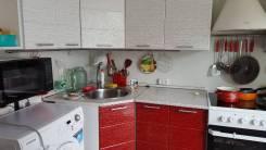 2-комнатная, улица Комсомольская (п. Южно-Морской) 6а. 50,0кв.м. Кухня
