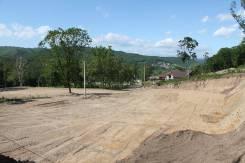 Продам земельный участок в Находке. 1 500кв.м., аренда, электричество. Фото участка