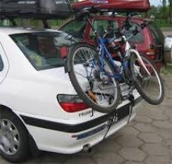 Багажники. Jeep