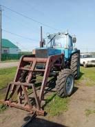 МТЗ 82. Продам трактор Мтз 82 Юрга, 75 л.с.