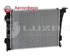 Радиатор Hyundai Sonata YF / KIA Optima M/T 10- Luzar LRC08S0