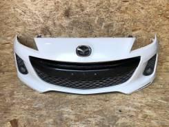 Бампер в сборе Mazda 3 BL sport 2009-2013