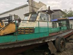КС-100. 1990 год, длина 1,00м., двигатель стационарный, дизель