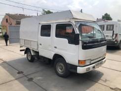 Atlas. Nissan 1992, 2 700куб. см., 2 000кг., 4x4