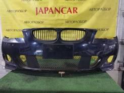 Бампер передний М Tech BMW 5-Series, E60