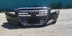 Бампер передний Audi A8 D4