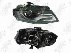 Фара новая AUDI A4 08-11 ксенон, диодная полоса
