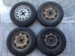 Продам колеса 175/70 R13 4*100