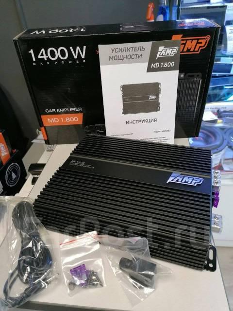 Усилитель моноблок AMP MD 1.800 новый