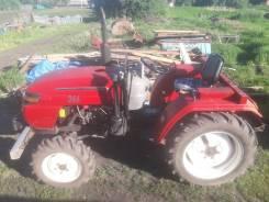 Weituo. Продам трактор TY244 со всем навесным, 24,00л.с.