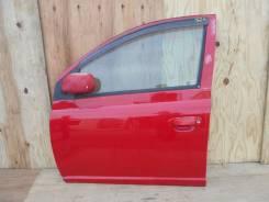 Дверь боковая передняя контрактная L Toyota Vitz NCP15 3128