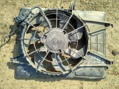 Вентилятор охлаждения радиатора Kia Ceed 2007-2012