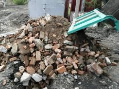Отдам строительный мусор для отсыпки