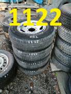Комплект грузовых колёс 195R15C 8PR