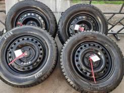 Прода зимние колеса 21560-16 Zetro на штампах 114,3х5