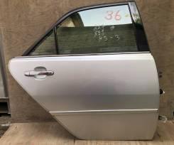 Дверь задняя правая цвет 1С0 Toyota Mark2 JZX110 1Jzgte