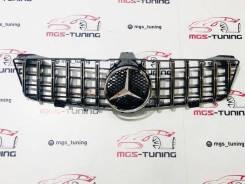 Решетка GT хром Mercedes-Benz CLS-Class 08-10
