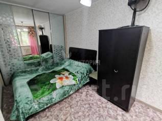 2-комнатная, проспект 100-летия Владивостока 131. Вторая речка, агентство, 48,0кв.м. Комната