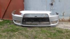 Бампер передний от Mitsubishi Lancer X