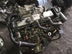 Двигатель KKDA Ford Focus ll 1.8tdci