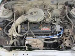 Двигатель 3Е Toyota карина ЕТ176 карбюраторный