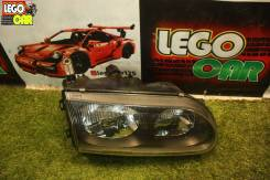 Фара правая Mitsubishi Delica PE8W(LegoCar125)