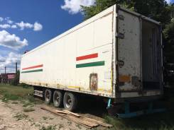 Hendricks. Полуприцеп фургон Хендрикс, 34 000 кг, 34 000кг.