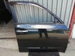 Дверь передняя правая Subaru Forester SH5. Цвет черный 32J