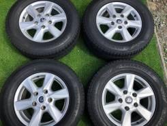 Комплект оригинальных зимних колес Toyota Lc100/200 lexus lx 570